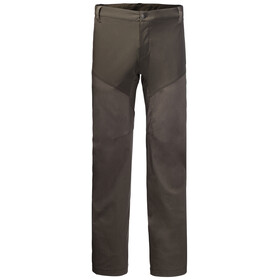 Jack Wolfskin Dover Road Pantalon Homme, brownstone